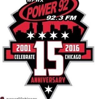 92.3FM 15YR ANNV