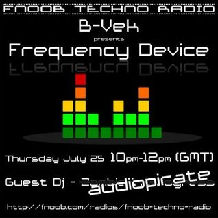 Frequency Device [25-07-13] audiopirate