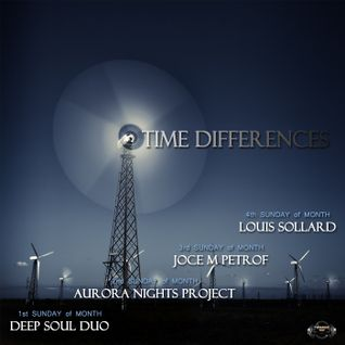 DJ @LMAN - Time Differences 032 (Guest Mix) [1st July 2012] on TM RADIO