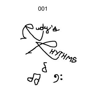 Rudy's Rhythms 001