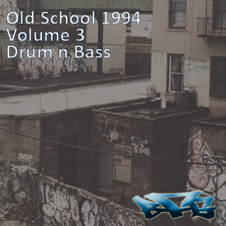 The BFG - Old School 1994 - Volume 3 - DnB