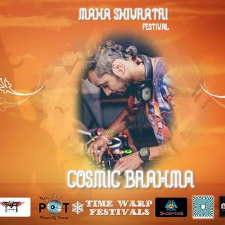 Live Set for Maha Shivratri Festival