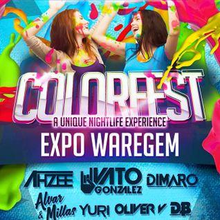 DB @ Colorfest Waregem Expo 02-05-2015