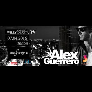 Willy Dejota&Alex Guerrero@Serrano 41