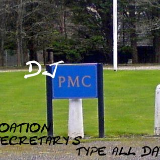 croation secretary's type all day Dj PMC (techno)