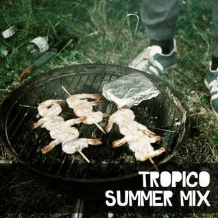 """Tropico's """"48 Hour Summer"""" Mixtape"""