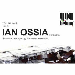 Ian Ossia - You Belong 03/08/2013 Deep House/Techno/Prog