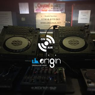 DJ PROSPECT VOICE MC THE DEEPER DARKER DNB SHOW LIVE ON ORIGINUK.NET RADIO 8-10-2016