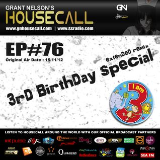 Housecall EP#76 (3rd Birthday Special)