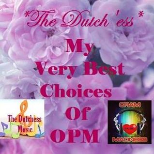 My Very Best Choices of OPM