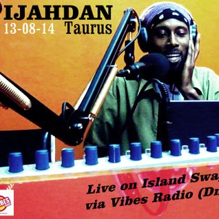 Live Freestyle at Vibes Radio (Island Swag 13-08-14)