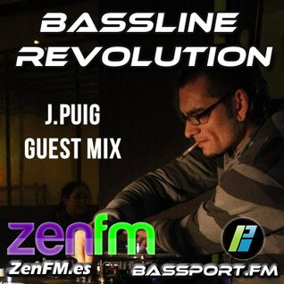Bassline Revolution #21 08.05.13 Drum n Bass - J.Puig Guest Mix