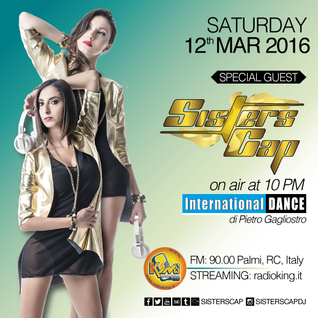 International Dance  - Special Guest Sisters Cap dj 12.03.2016