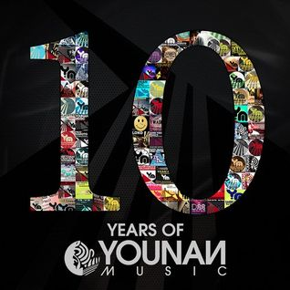 10 Years of Younan Music (mixed by Spicule)