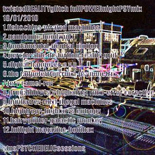 twisted reality glitch 18012010
