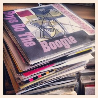 80s Boogie, Funk & Groove party 45s mix by DJ Shepdog