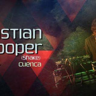 Christian Cooper @ Siete (Quito) 29/Marzo/2014