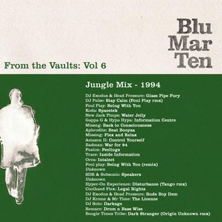 From the Vaults Vol 6 – Jungle Mix: 1994