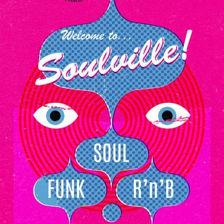 Soulville 45 Mix - Vol 1