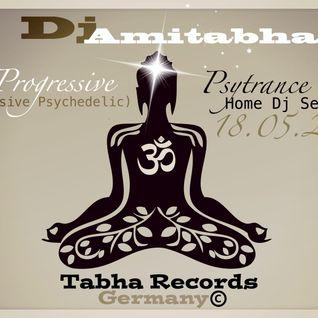 Dj Amitabha / Tabha Records Germany (Progressive Psychedelic Home Dj Set (18.05.2016).