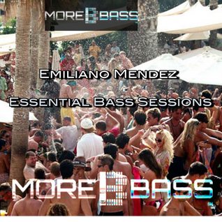 MoreBassRadio & Emiliano Mendez - Essential Bass Sessions - Sunday 01-11-2015