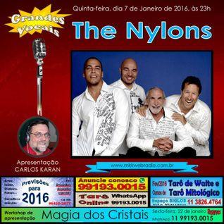 Programa Grandes Vocais 07/01/2016 - The Nylons