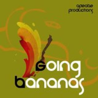Going Bananas Radioshow 003 Jan 2012