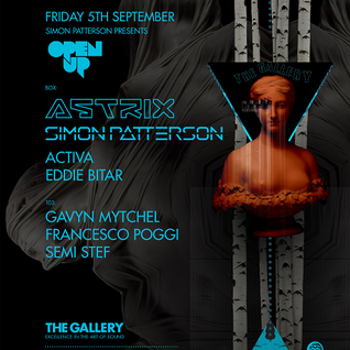 Simon Patterson - Live @ Ministry of Sound, London - 05.09.2014