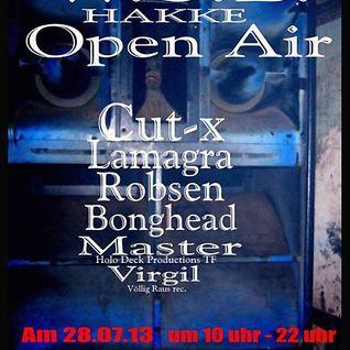 MasteR @ W.S.L. HAKKE OPENAIR WAGENBURG WUHLHEIDE 28.07.13