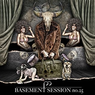 Basement Session No.25 - Deep Tech, Minimal Techo