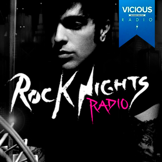 Rock Nights Radio Vol.90 - Hugo Le-loup: Nightdrive