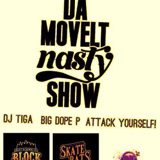 Guest Mix @ Da Movelt Nasty Show, Nasty FM - 13/04/2013