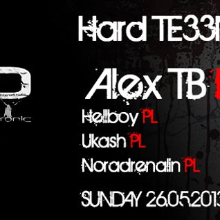 Ukash @HARD TE33NO EVENT 26.05.2013