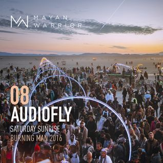 Audiofly - Mayan Warrior - Burning Man - 2016