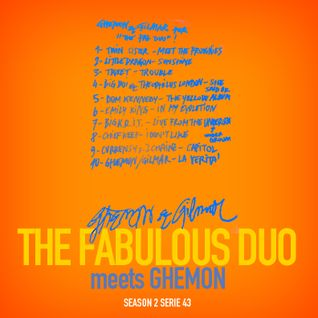 "The fabulous duo meets GHEMON ""Season 2 Serie 44"""