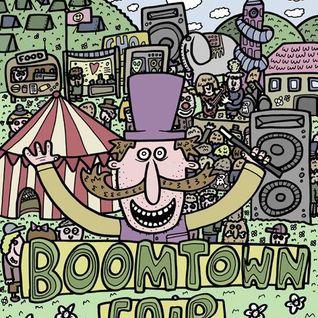 Dr...um @ Boomtown Fair 2011