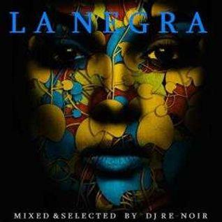 Dj Re-Noir ''La Negra'' House Show 04-05-2012