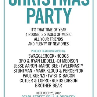 Paul Kuenzi - Live @ The Christmas Party - Pearl St 12.25.12