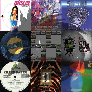 The 90's Radio Show - 1996 part 5 - The Rhythm #055