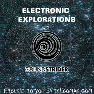 SOUND STRIDER :: Electronic Explorations Mix
