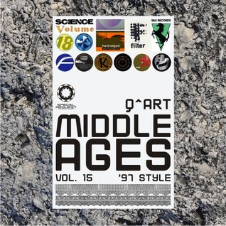 DJ Q^ART - Middle Ages ('97 Style) Vol. 15