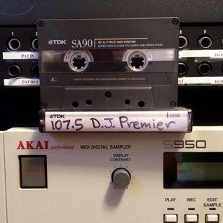 The Thunderstorm w/Geronimo & DJ Premier 107.5 WBLS March 18, 1994