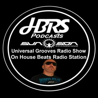 Sun Son AKA Coco Ariaz Presents The Universal Grooves Radio Show Live On HBRS 18-10-16