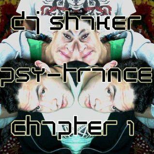 DJ Shaker - Psy-trance chapter 1