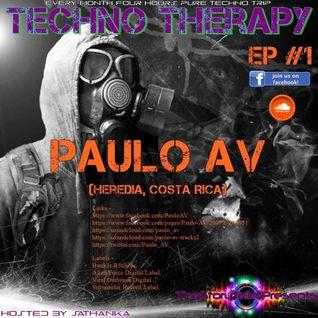Paulo AV - Techno Therapy 01 - 01-10-2016