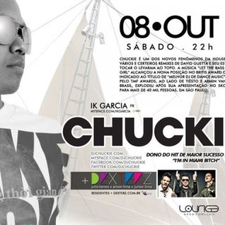 Chuckie - Live @ Green Valley Club (Brazil) - 08.10.2011