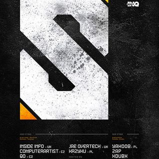 XDUBX - Scream Music - 13.04.2013 - Live Set