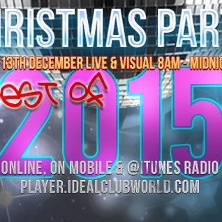 This Is Kleen Kutz Ideal Christmas Party (13th December 2015) Balearic Classics