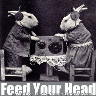 Feed Your Head with the Hutchinson Brothers 18th September with Guest Mix: David Agrella (Dance Off)