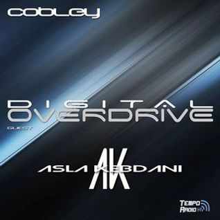 Asla  Kebdani - Digital Overdive 136 (September 9th, 2016)